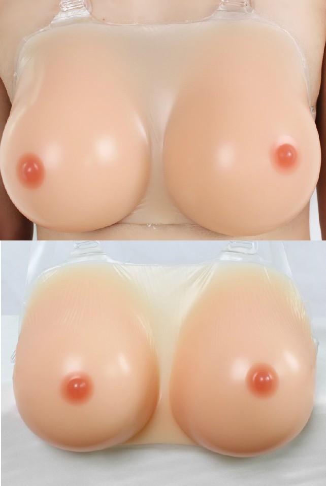 как накладная силиконовая грудь для мужчин того, как это
