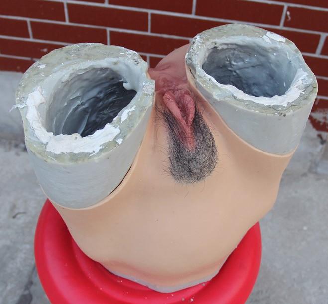 Накладная вагина для мужчин